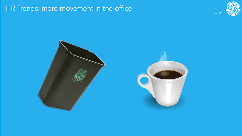 HR Trends Movement in the office