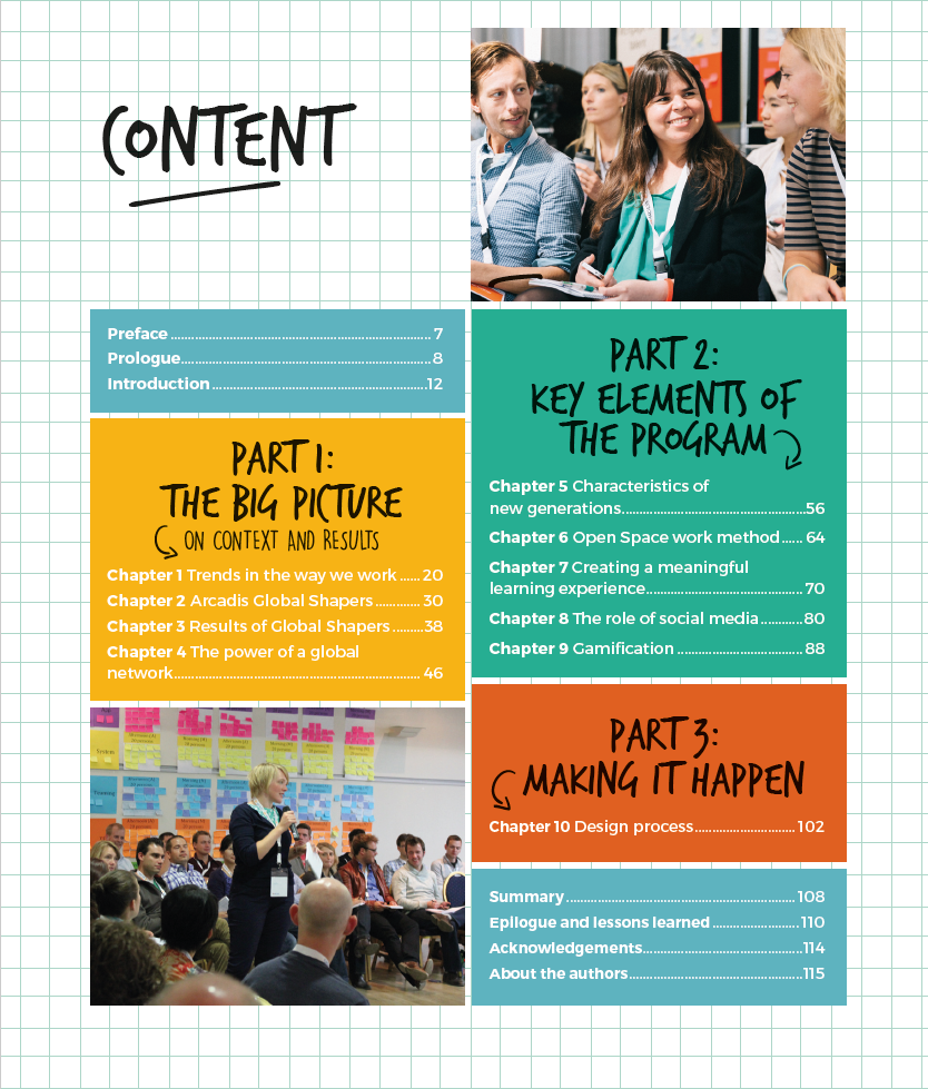Building Powerful Networks Content