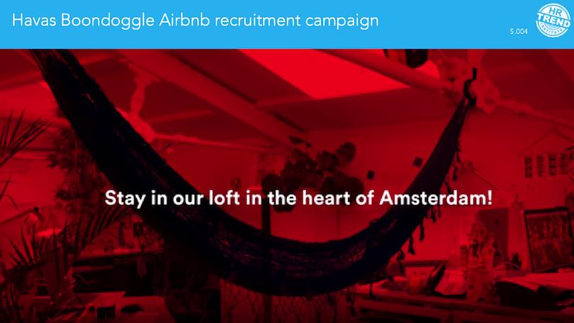 Havas Boondoggle Airbnb