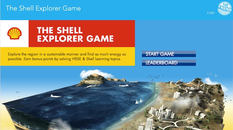 Shell Explorer Game 2