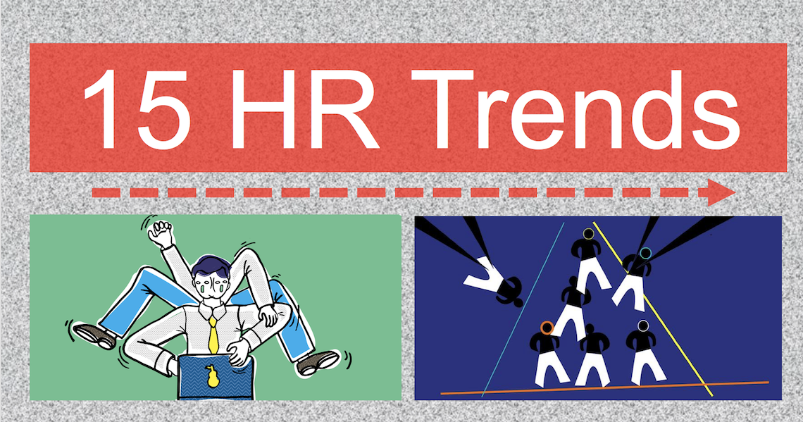 15 current HR Trends