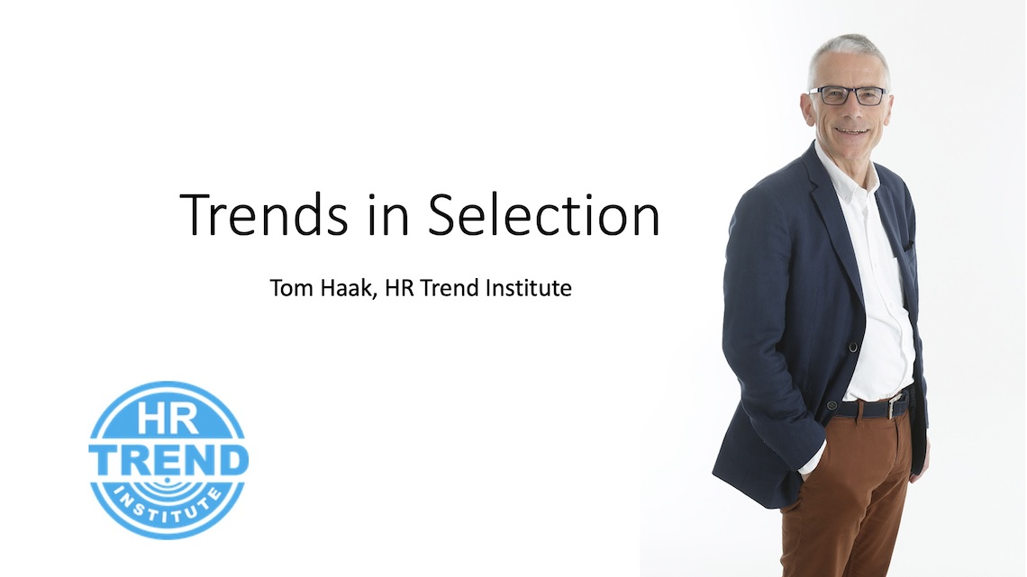 trends in selection